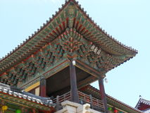 корейский южный висок Стоковые Фото