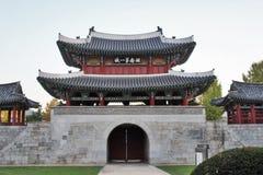Корейское визирование стоковые изображения