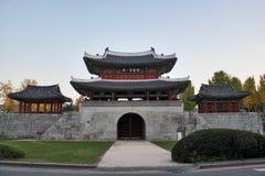 Корейское визирование стоковая фотография