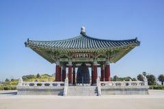 Корейское приятельство колокол Стоковое фото RF