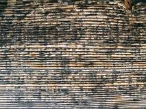 Корзина бамбука текстуры Стоковое фото RF