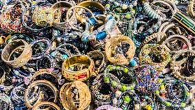 Корзина браслетов Стоковая Фотография RF