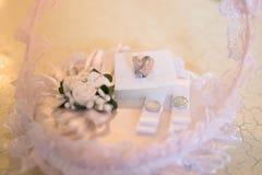Корзина венчания Стоковые Изображения RF