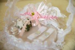 Корзина венчания Стоковая Фотография RF