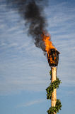 Корзина огня Стоковые Фото