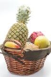 Корзина плодоовощ Стоковая Фотография RF