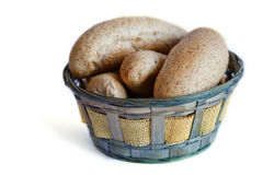 Корзина хлеба Graham Стоковое Изображение RF