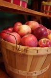 корзина яблок Стоковое фото RF
