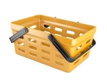 корзина для товаров пластмассы 3d Стоковые Фотографии RF