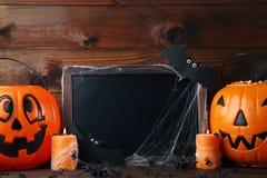 Корзины с пауками Стоковое Изображение RF
