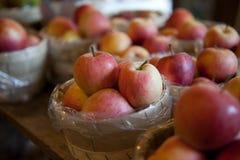 Корзины Apple Стоковые Фото