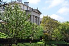 Коринфская вилла, парк правителя, Лондон Стоковое Изображение RF