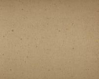 коричневая бумага рециркулировала Стоковые Изображения RF