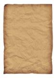 коричневая бумага стоковое изображение