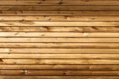 Коричневая деревянная текстура с естественной предпосылкой картин Стоковая Фотография RF