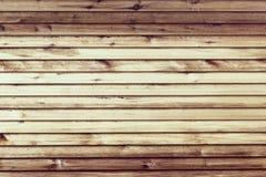 Коричневая деревянная текстура с естественной предпосылкой картин Стоковые Изображения RF
