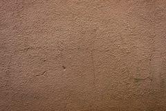 коричневая деталь текстуры стены дома Стоковые Изображения RF