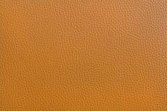 коричневая кожаная светлая текстура Стоковые Фото