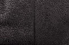 коричневая кожаная текстура Стоковое Фото