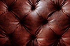 коричневая кожаная текстура Стоковые Фото