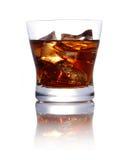 коричневая помадка питья Стоковое Изображение RF