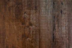 Коричневая старая деревянная текстура Стоковые Фотографии RF