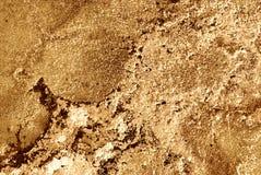 коричневая старая стена текстуры Стоковое фото RF