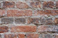 коричневая старая стена Стоковая Фотография RF