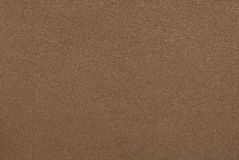 коричневая текстура замши Стоковое фото RF
