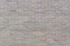 Коричневая текстура предпосылки кирпичной стены современный builing Стоковые Изображения