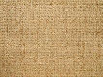 коричневая текстура ткани Стоковые Изображения