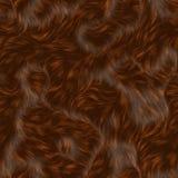 коричневая шерсть иллюстрация вектора