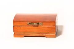 коричневейте ларец Стоковое Изображение
