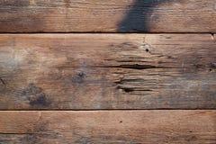 коричневое плотное строение вверх по древесине Абстрактная предпосылка, пустой шаблон Стоковое фото RF