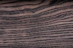 коричневое плотное строение вверх по древесине Стоковое Фото