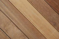 коричневое плотное строение вверх по древесине Стоковые Изображения RF
