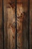 коричневое плотное строение вверх по древесине Стоковые Изображения