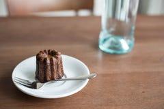 коричневое сладостное canele Стоковое Изображение