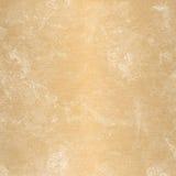 коричневой стена гипсолита запятнанная ржавчиной Стоковые Изображения