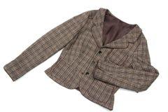 коричневые повелительницы куртки Стоковые Изображения