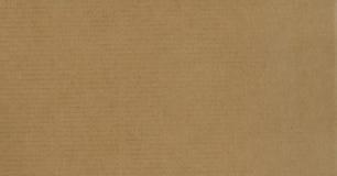 коричневый картон Стоковая Фотография RF
