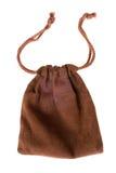 коричневый мешок Стоковые Фото