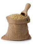 коричневый рис стоковые изображения rf