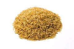 коричневый рис Стоковая Фотография RF