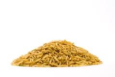 коричневый рис Стоковое Изображение RF