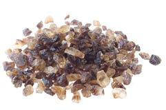 коричневый сахар вороха стоковая фотография