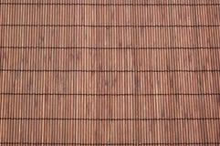 коричневый цвет бамбука Стоковые Изображения