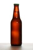 коричневый цвет бутылки Стоковое фото RF