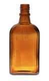 коричневый цвет бутылки Стоковое Изображение RF
