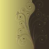 коричневый цвет ветви предпосылки Стоковое Фото